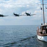 映画ダンケルクの戦闘機スピットファイアは本物?ドイツ軍戦闘機&爆撃機の種類は?