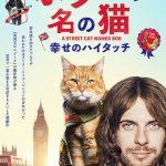映画ボブという名の猫のネタバレ感想とあらすじ!ヘロイン中毒からの更生はそんなに難しい?